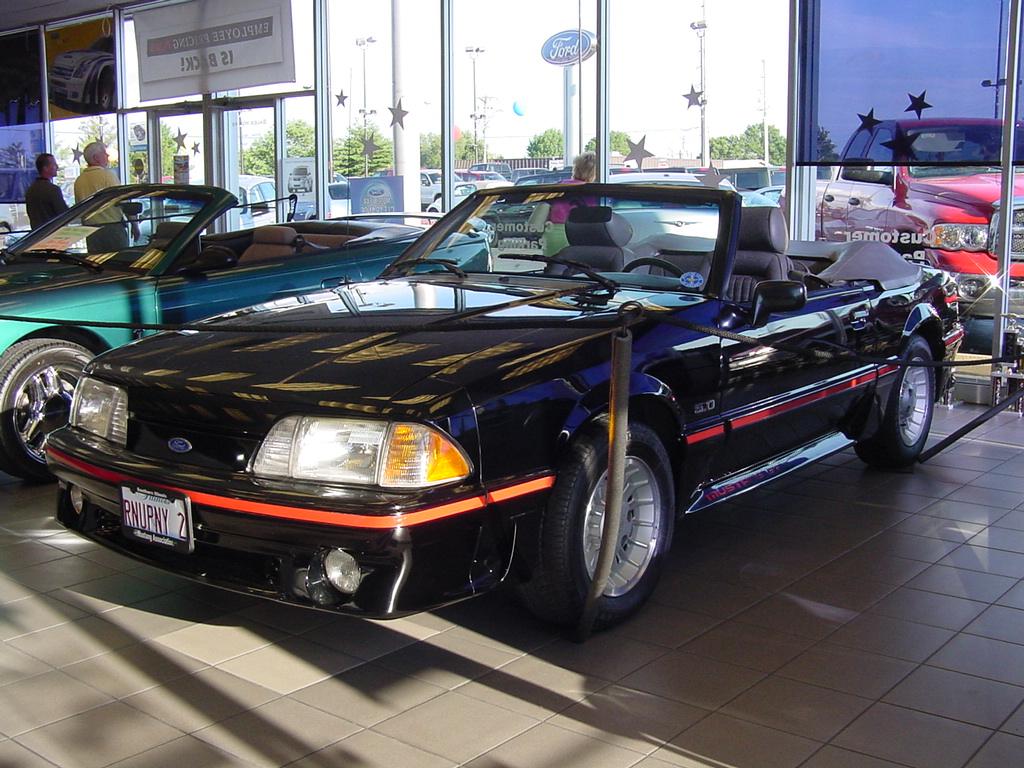 Roberts Ford Alton Il Car Show
