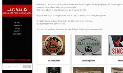 LastGas15.com